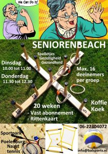 seniorenbeach-poster